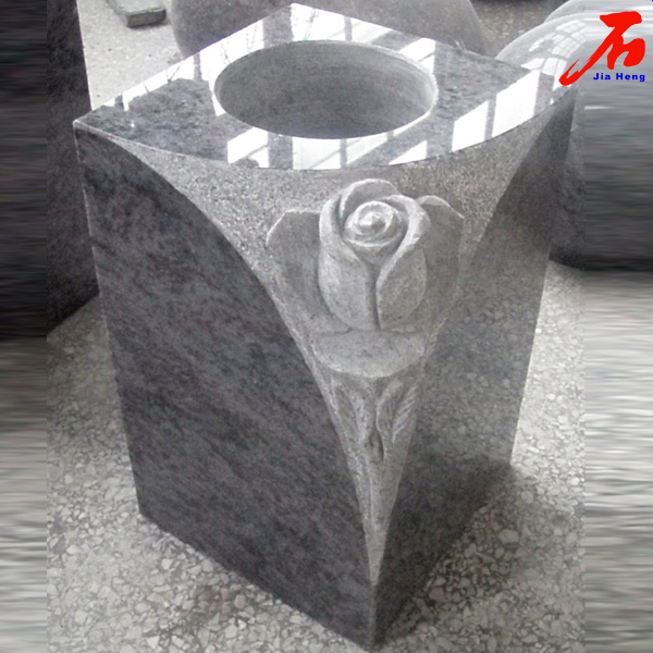 Custom Memorial Granite Headstone Outdoor Marble Sculpture Landscape Stone For Sale Modern