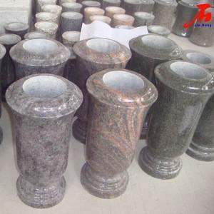 Discount Granite Memorial Vase