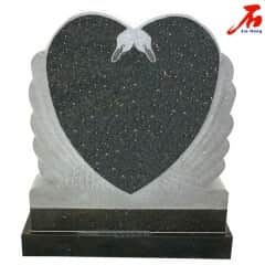 Best Price Heartshaped headstone Wholesaler