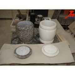 Granite Memorial Funeral Urns Manufactuer