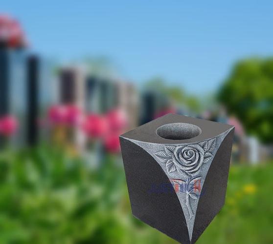 Cemetery Granite Flower Vase For Headstone Factoriescemetery